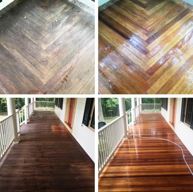 Deck Restoration Maryland 2