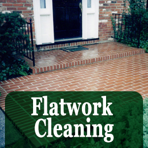 Flatwork Cleaning